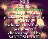 ICCR The Mystical Forest Dance