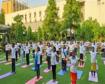 On the eve of 5th International Yoga Day 2019