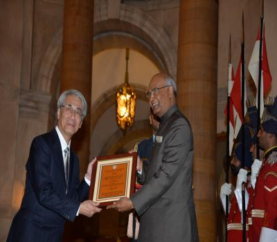 ICCR Distinguished Indologist Award